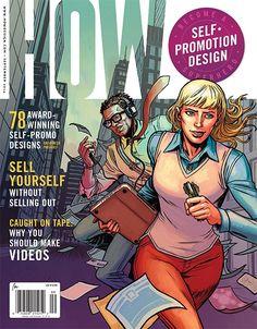 HOW Magazine September 2014 | My Design Shop
