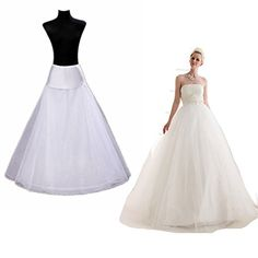 Petticoats Skirts Slip - Women 2015 A-Line/Ball Gown/Train Dress >>> Visit the image link more details.