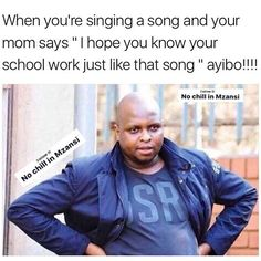 mzansi memes no chill in * mzansi memes no chill in Memes Humor, Funny Jokes, Hilarious, African Jokes, Childhood Memories, Chill, Singing, Funny Pictures, Lol