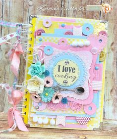 scrapbooking cookbook