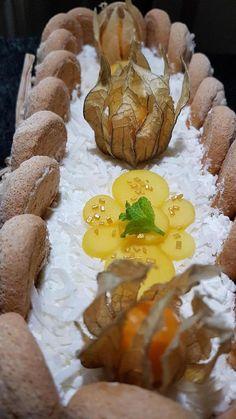 Pour notre douceur du dimanche nous avons réalisé cette charlotte aux saveurs exotiques de noix de coco et mangue. Tout en légèreté, elle viendra agréablement enchanter vos papilles en fin de repas ou pour un goûter. Il faudra prévoir de commencer votre...