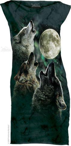 Three Wolf Moon Classic Mini