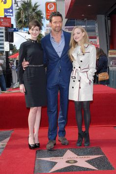 Hugh Jackman was Honored with a Star on the #Hollywood #Walk of #Fame on December 13, 2012. http://celebhotspots.com/hotspot/?hotspotid=25124&next=1