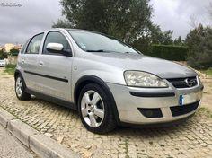 Opel Corsa 1.3 Cdti 5P AC Julho/04 - à venda - Ligeiros Passageiros, Lisboa - CustoJusto.pt