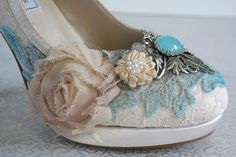 SKYE romantic Victorian vintage inspired by TheVictorianGarden, $148.00