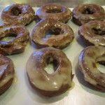 Red Velvet Doughnuts