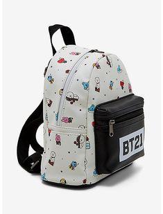 Cool Backpacks for Teens Bts Backpack, Backpack For Teens, Mini Backpack, Stylish Backpacks, Cute Backpacks, Girl Backpacks, Mochila Do Bts, Mini Mochila, Bts Bracelet