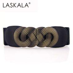 cinto feminino elastic waistband female accessories elastic  belt Cummerbunds  wide new style belts for women cintos femininos