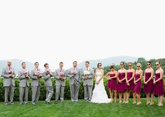 Very Berry Wedding ~ Laura and Fritz | Arielle Doneson Photography | www.brautsalat.de