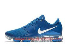 huge discount 486f6 d34ba Nike Air VaporMax AH9046-402 Chaussures de BasketBall Pas Cher Pour Homme  Bleu Blanc-Achetez en ligne les articles signés Nike.