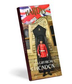 Hardys Buckingham Palace Guard Milk Chocolate Bar Photography – David Comiskey  Copyright © 2015 Hardys Trading Ltd, All Rights Reserved.