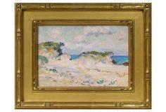 Bermuda Landscape by Clark G. Voorhees