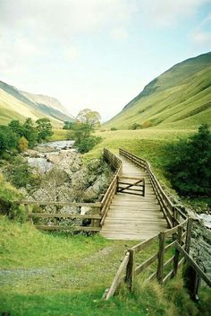 River Tilt Bridge, Blair Atholl, Scotland on We Heart It - http://weheartit.com/entry/223467707