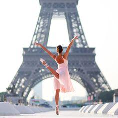 Dancing in Paris Ballet Photography Photographer Bruno Barbero Dancer Julie Ballet Pictures, Dance Pictures, Dance Tips, Dance Poses, Dance Photo Shoot, Ballerina Art, Ballerina Project, Ballerina Dancing, Ballerina Shoes
