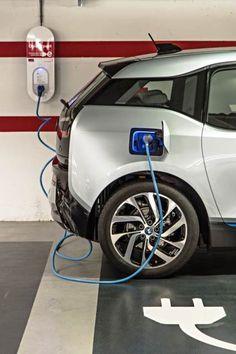 BMW i3-Batterie soll auch als Stromspeicher für Zuhause verkauft werden