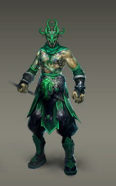 Might and Magic Heroes 6 - Sanctuary 06 - Flood Conjurer Character Concept, Character Art, Character Design, Titanic Art, Green Knight, Superhero Design, Fantasy Monster, Fantasy Armor, Action Poses