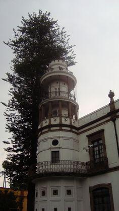 Arquitectura. Rectoría Universidad Autónoma de Chapingo.