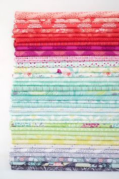 The Drawing Board: Designing Fabric and Spring Market Preview by Franny