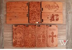 100% natural Wood Hard Protector Cover Genuine Rosewood Laser Any Desgin Phone Case For IPhone 6plus 6s Plus As a high-end gift