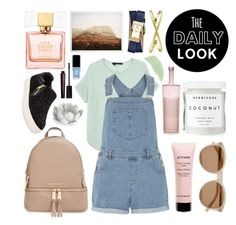 """""""Daily Look April 2nd"""" by nipona-marie ❤ liked on Polyvore featuring beauty, MICHAEL Michael Kors, Tory Burch, 360 Sweater, Dorothy Perkins, Kate Spade, Herbivore Botanicals, Ash, Baci and Yves Saint Laurent"""