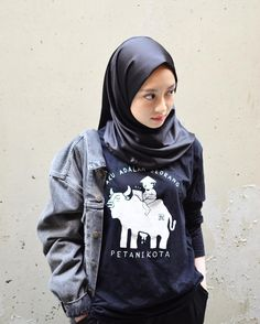 Rome Fashion, Muslim Fashion, Hijab Fashion, Hijab Wear, Hijab Outfit, Ootd Hijab, Curvy Fashion, Girl Fashion, Beautiful Hijab Girl