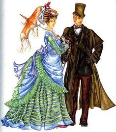 Женский костюм в россии в середине 18 века