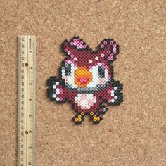 Animal Crossing: New Leaf Perler Beads