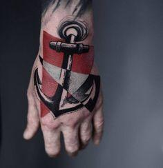 follow the colours tattoo friday Timur Lysenko