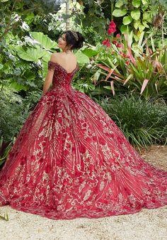 Two Piece Quinceanera Dresses, Pageant Dresses, 15 Dresses, Royal Dresses, Quinceanera Ideas, Ball Gowns Prom, Ball Gown Dresses, Fashion Dresses, Mori Lee Dresses
