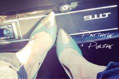 Patchtoe & Porsche | Emerson Fry