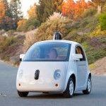 Google concluyó de construir el primer prototipo del automóvil que se conduce por sí mismo.