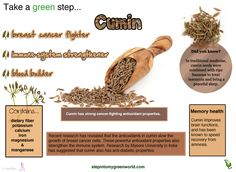 Cumin Benefits