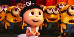 They are great with kids. | 15 Reasons We Wish We Had Minions