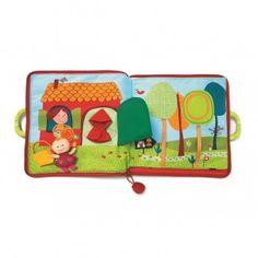 Artijoc, llibre de roba. http://www.artijoc.com/shop/ca/738-la-caputxeta-vermella.html