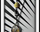 <3 DevilFish steampunk Jewelry