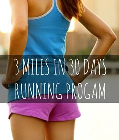The ultimate running program to get you up and off the couch and have you running like a pro in no time!