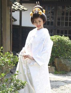 白無垢 挙式 日本髪 スポサブランカ大阪 衣装+美容着付プランキャンペーン価格