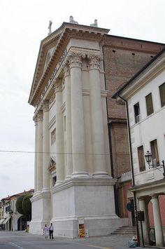 Cittadella Duomo, Treviso, Veneto, Italy