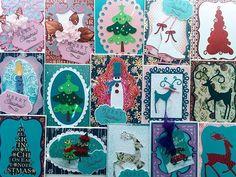 15 Christmas Cards for 2016 Simple Christmas Cards, Christmas Diy, Christmas Decorations, Kids Cards, Art Images, Cricut Design, Diy Home Decor, Arts And Crafts, Merry