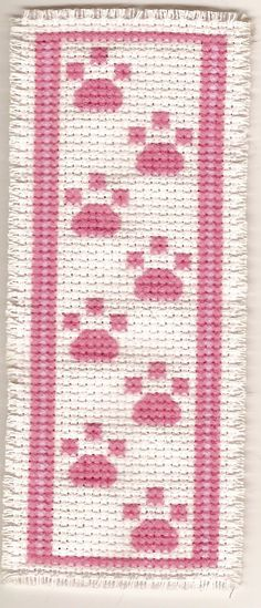 Book mark - simple cross stitch