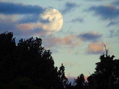 New Zealand Moonrise by wbirt1