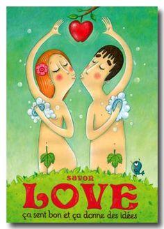 PIU Savon Love_Amandine Piu