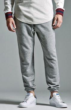 The Varsity Fit Fleece Jogger Pants