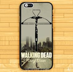 Daryl Dixon the walking dead movie iPhone Cases Case