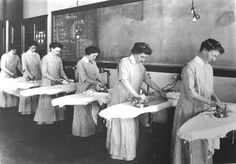 Women's Education at the Beginning of the 20th Century