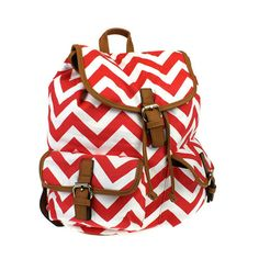 Sport this cute monogram chevron backpack!    13 W x 12 H x 7 Deep  Drawstring closure double handle backpack. Chevron print on cotton like material
