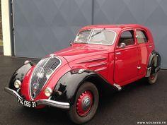 1938 Peugeot 402 Berline