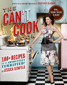 "From the #1 New York Times bestselling author of Deceptively Delicious, an essential collection of more than 100 simple recipes that will transform even the most kitchen-phobic ""Can't Cooks"" into ""Can Cooks.""Are you smart enough to dodge a telemarketer yet clueless as to how to chop a clove of garlic? Are you clever enough to forward an e-mail but don't know the difference between broiling and baking? Ingenious enough to operate a blow-dryer but not sure how to use your blender? If you are…"