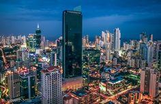 Panamá City (Panamá).