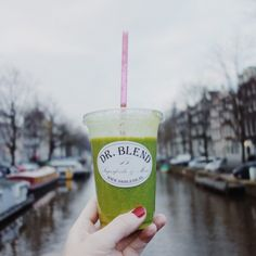 DR BLEND | Amsterdam - Instagram Blogger